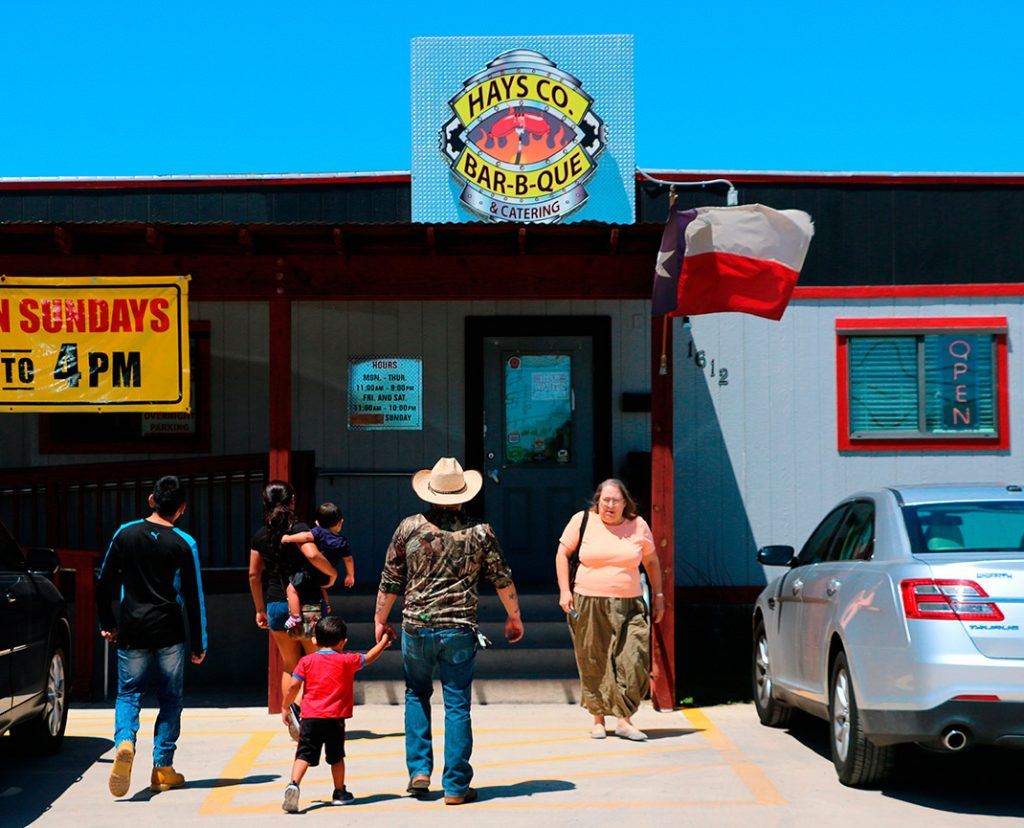 Photo of Hays County Bar-B-Que in San Marcos