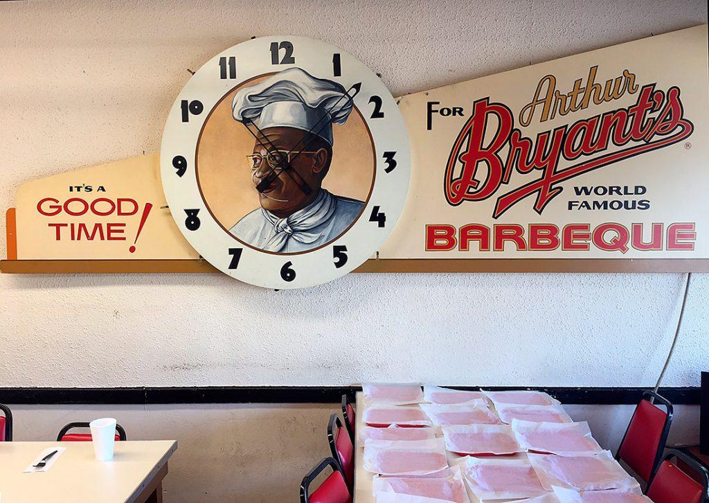 Sonny Bryant's Barbeque Kansas City