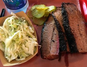 Photo of meat at Cattleack BBQ