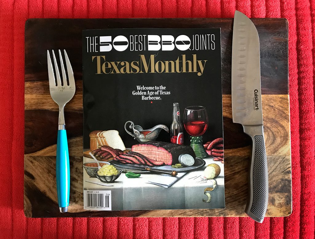 PPhoto of the Texas Monthly Top 50 BBQ issue