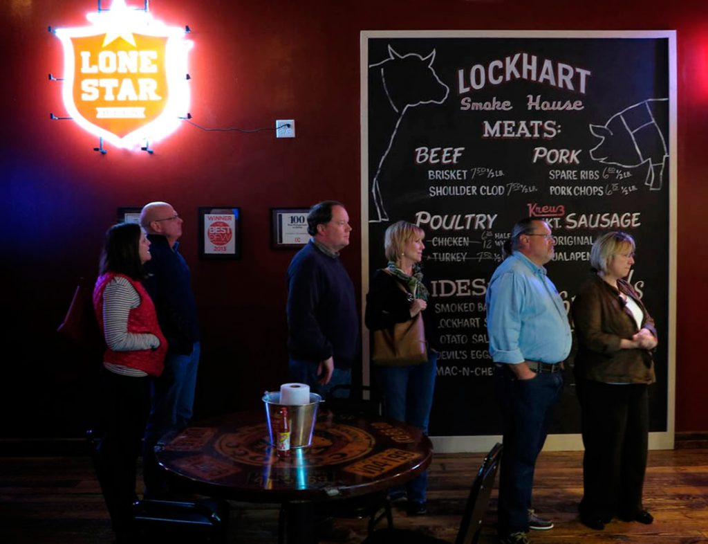 Photo of Lockhart Smokehouse in Plano.