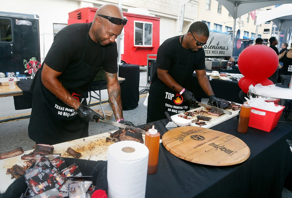 Smoked Dallas BBQ Festival