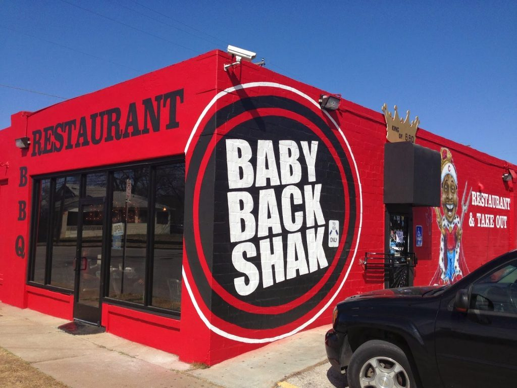 Baby Back Shak