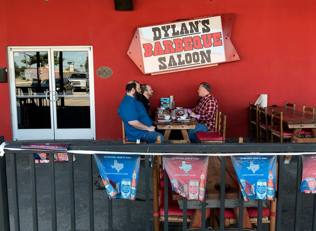 Dylan's Barbecue Saloon
