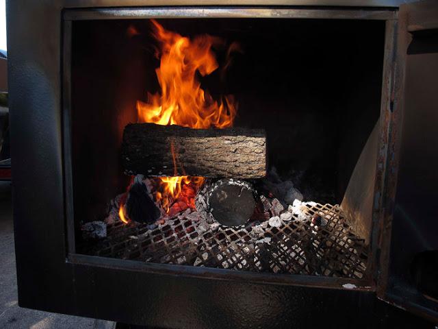 smoke brisket in your backyard