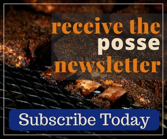 Texas BBQ Posse Newsletter Signup