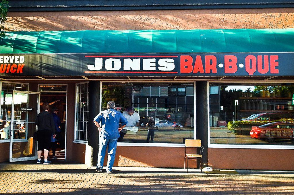 Photo of Jones Bar-B-Que in Victoria.