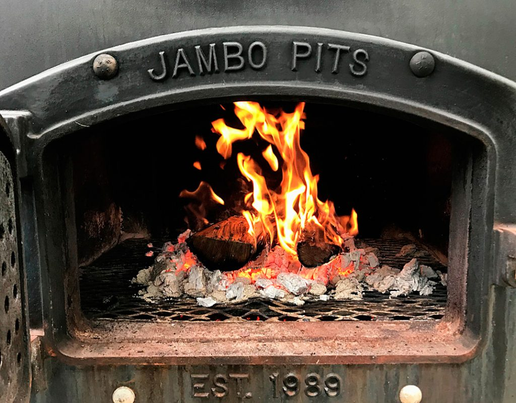 Jambo J-3 smoker