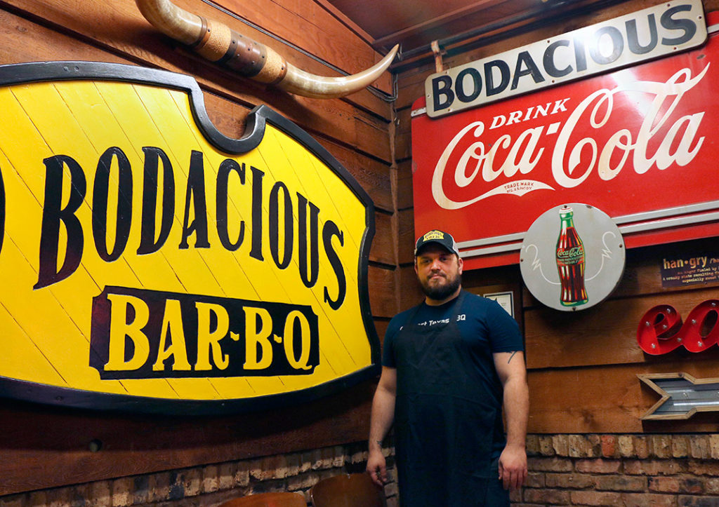 Bodacious Bar-B-Q on Mobberly