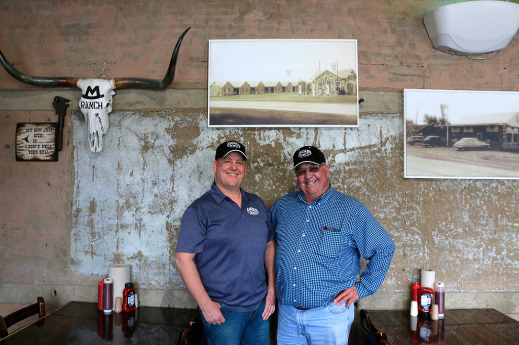 Smokin' Joe's Rib Ranch in Davis, Oklahoma