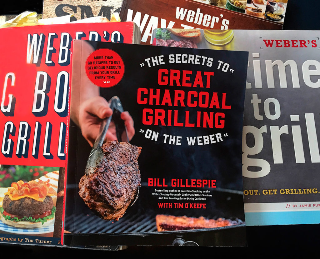 Secrets to Great Charcoal Grilling on the Weber