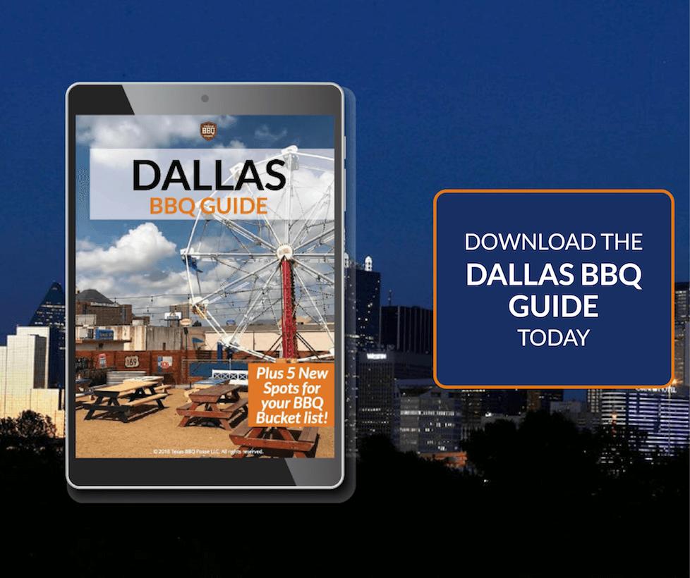 Dallas BBQ Guide - Texas BBQ Posse