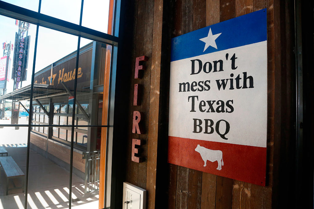 Lockhart Smokehouse at Texas Live